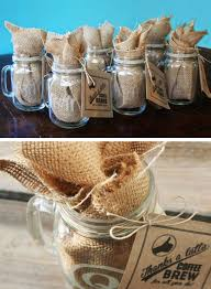 30 diy christmas gifts in a mason jar coffee sacks diy
