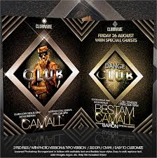 club flyer template 19 download in vector eps psd