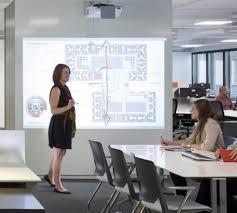 Chicago Tribune News Desk Mark Hirons Helps Chicago Tribune Visit Office Of The Future