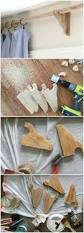 Wood Curtain Rings Unfinished by Best 25 Cheap Curtain Rods Ideas On Pinterest Cheap Curtains