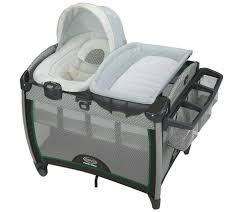 Playpen With Changing Table And Bassinet Graco Pack U0027n Play Travel Playard Playpen Little Hoot Walmart Com