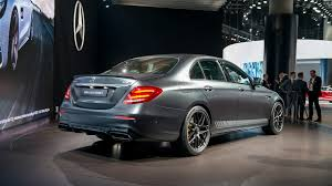 mercedes e63 amg specs 2018 mercedes amg e63 s brings its showstopping 603 hp to la