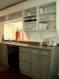 Kitchen Cabinets Painted Adorable Ideas For Painting Kitchen - Kitchen cabinet without doors