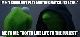 Play All The Games Meme - gotta live life to the fullest when playing video games imgflip