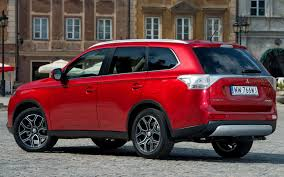 mitsubishi outlander sport 2014 red mitsubishi outlander 2014 wallpapers and hd images car pixel