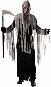 Halloween Reaper Costume Haunted Reaper Costume Men U0027s Angel Death Halloween Costume