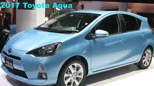 Toyota Aqua 2017 Toyota Aqua