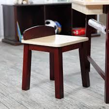 Kids Art Desk And Chair by Guidecraft Kids Deluxe Art Center Walmart Com