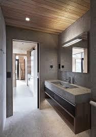 Bad Holzboden Modernes Bad Mit Holz 27 Ideen Für Möbel Boden Wand U0026 Decke