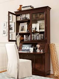 Pottery Barn White Desk With Hutch 104 Best Pb Office Images On Pinterest Furniture Upholstery