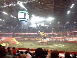 monster truck show in chicago review and photos advance auto parts monster jam at allstate