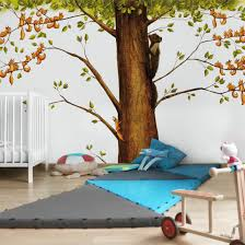 Trends Playroom by Vergesst Eulen Und Füchse Jetzt Kommen Eichhörnchen Baby Zimmer