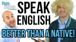 Speak English Meme - speak english better than a native english lesson youtube