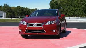 youtube lexus cars lexus es first drive consumer reports youtube