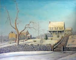 historic pelham historic pelham paintings by john m shinn