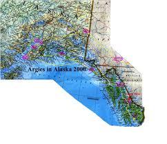Kenai Alaska Map by Argies To Alaska Chapter 4