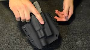 surefire light for glock 23 glock 19 23 with surfire x300 weapon light kydex holster youtube
