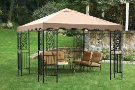 Outdoor Patio Canopy Gazebo Outdoor Patio Grill Gazebo Canopy Top Home Decor By Reisa