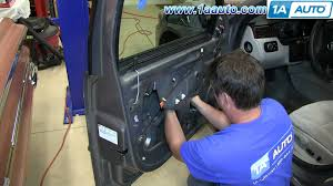 how to install replace power window regulator 2006 12 chevy impala