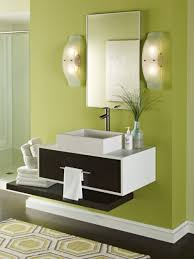 Framed Bathroom Mirrors Bathroom Ideas Ultra Modern Framed Bathroom Mirror With Single