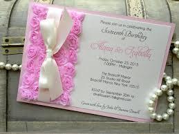 invitaciones para quinceanera invitaciones de lujo para tu quinceañera que no costosas