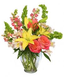 flowers arrangement carefree spirit flower arrangement in new braunfels tx petals to go