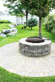 Backyard Firepits 123 Best Pits Images On Pinterest Decks Gardening And