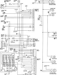 1987 chevy truck steering column wiring diagram wiring diagram