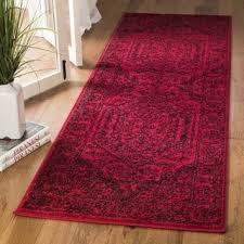Red Carpet Rug Safavieh Adirondack Vintage Red Black Rug 8 U0027 X 10 U0027 Free