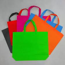 wholesale cotton shopping bag foldable reusable grocery bags