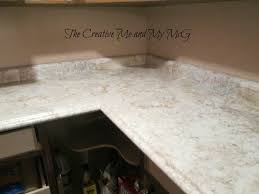 New Counters The Creative Me And My Mcg Kitchen Update The New Counters Are In