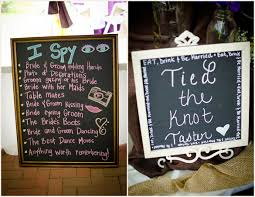 diy wedding signs diy chalkboard wedding signstruly engaging wedding