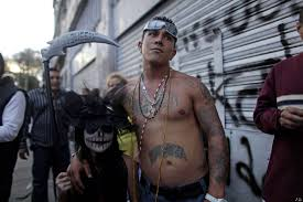 halloween in mexico city mexico u0027s trinity of death santa muerte day of the dead and