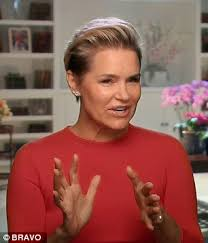 yolanda foster hair how to cut and style real housewives brandi glanville slams claims yolanda foster is