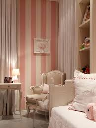 Pink Bedroom Walls Best 25 Pink Striped Walls Ideas On Pinterest Baby Room Girls