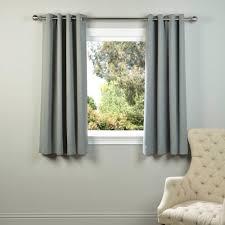 grommet home decorators collection black curtains u0026 drapes