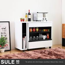 kagu350 rakuten global market table kagu350 rakuten global market kitchen storage stretch kitchen