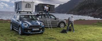 tenda tetto auto accessori mini countryman arriva la tenda da tetto firmata