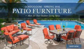 Eddie Bauer Patio Furniture Costo Patio Furniture Plus More For Your Outdoor Living Space