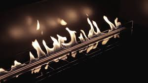 bio ethanol fireplace to create a design with an infinitely long