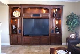 Media Room Built In Cabinets - built in entertainment centers u0026 custom wall unit cabinets in las