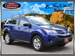 lexus used cars denver co new and used toyota rav4 for sale in denver co u s news