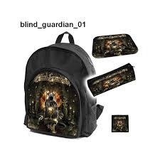 Blind Guardian Tabs Blind Guardian Set Backpack Pencil Case Free Mouse Pad