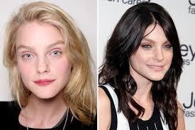 black hair to blonde hair transformations pictures blonde to dark hair women black hairstyle pics