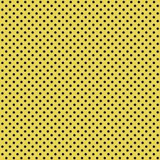 Toptile Yellow 2 Ft X 2 Ft Perforated Metal Ceiling Tiles Case