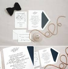 black tie wedding invitations black tie wedding invitations by lilly louise photo beaux arts