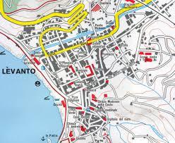 Cinque Terre Map Cinque Terre Italy 1 50 000 Hiking Map Waterproof Kompass