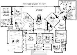 large one story house plans single story luxury house plans internetunblock us