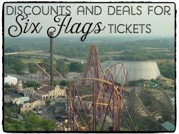 Six Flags Over Texas Season Pass Coupons 10 Ways To Get A Six Flags Ticket Discount Wanderwisdom