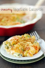 veggie casserole for your thanksgiving and